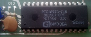 General Instrument's PIC1655